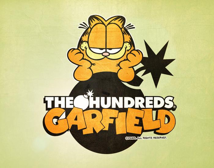 garfield品牌_The Hundreds x Garfield « .::Skatehere.Com::..滑板中文第一站..