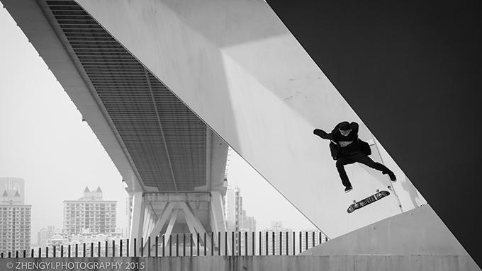 Skatehere 全新栏目 REAL TO REEL 纪录片第一期 王�Z 滑板生存是...